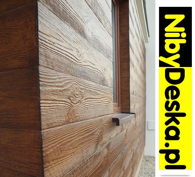 nibydeska imitacja drewna