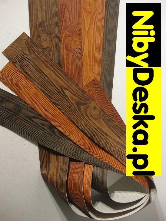 deski elewacyjne imitacja drewna